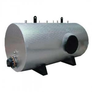منبع کوئل دار افقی ورق گرم 400 لیتری